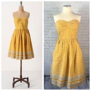 Yellow Bandana Dress/Girls From Savoy